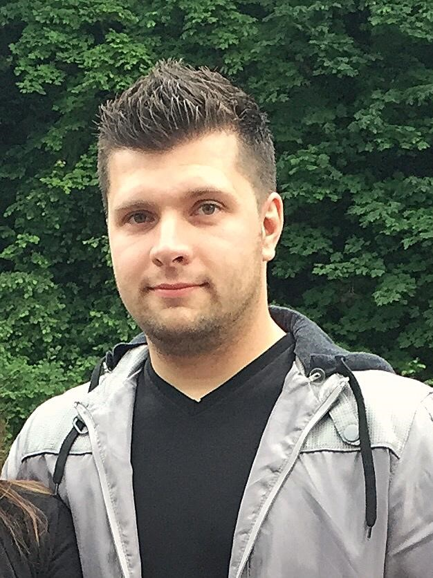 Project Manager Slava Mitskan